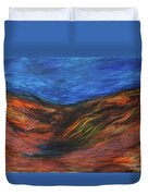 Mother Earth, Father Sky Duvet Cover