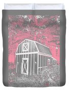 Mother Goose's Barn Duvet Cover