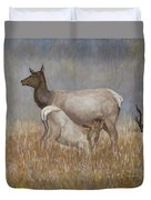 Mother Nature Duvet Cover