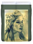 Mother Of Dragons Duvet Cover