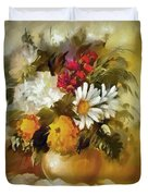 Mother's Bouquet I Duvet Cover