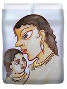 Mother's Love Duvet Cover