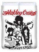 Motley Crue No.01 Duvet Cover
