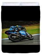 Moto Grand Prix Duvet Cover