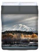 Mount Adams, Washington Duvet Cover