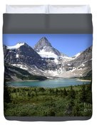 Mount Assiniboine Canada 16 Duvet Cover