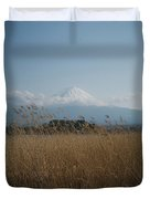 Mount Fuji Duvet Cover