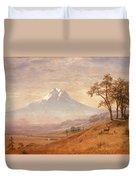 Mount Hood Duvet Cover