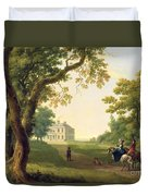 Mount Kennedy - County Wicklow Duvet Cover