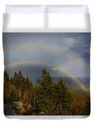 Mount Monadnock Duvet Cover