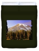 Mount Raineer 2 Duvet Cover