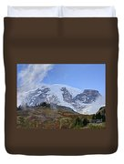 Mount Rainier 3 Duvet Cover