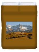 Mount Sneffels Duvet Cover