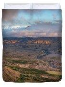 Mount St Helen Duvet Cover