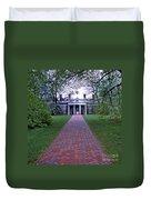 Mount Vernon 8x8 Duvet Cover