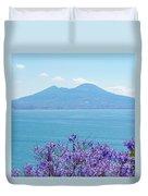 Mount Vesuvius 1 Duvet Cover