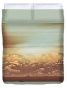 Mountain Classic1 Duvet Cover