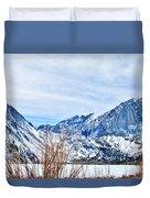 Mountain Cool Duvet Cover