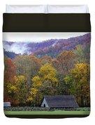 Mountain Farm Duvet Cover