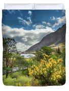 Mountain Flora Duvet Cover