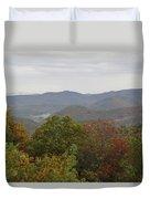 Mountain Landscape 5 Duvet Cover