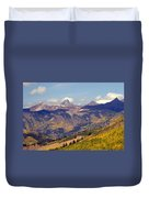 Mountain Splendor 2 Duvet Cover