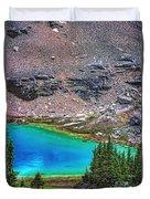 Mountain Tarn Duvet Cover