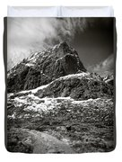 Mountain Track Duvet Cover