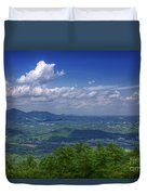 Mountain Veiw Duvet Cover