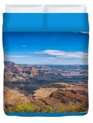 Mountains Below The Surface Duvet Cover