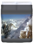Mountain's Edge Duvet Cover