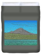 Mountains Majesty Duvet Cover