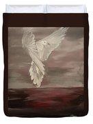 Mourning Dove Duvet Cover