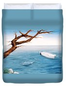 Mourning Spring Duvet Cover
