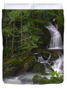 Mouse Creek Falls Duvet Cover