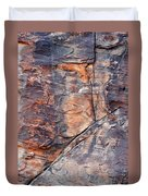 Mouse's Tank Canyon Wall Duvet Cover