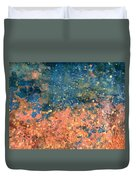 Movement Of Color Vii Duvet Cover