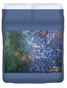 Movement Of Color Viii Duvet Cover