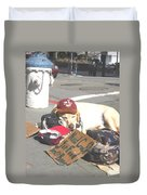 Moveonart Everyday In Sf 1 Duvet Cover
