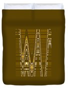 Moveonart New American Indian Architecture 2 1 Duvet Cover