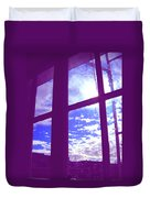 Moveonart Window Watching Series 4 Duvet Cover