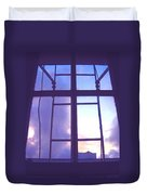 Moveonart Window Watching Series 5 Duvet Cover