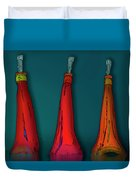 Movers And Shakers Duvet Cover
