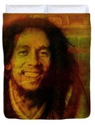 Movie Icons - Bob Marley I Duvet Cover