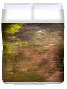 Moving In The Wind Duvet Cover