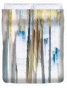 Moving Trees 3 30-45 Duvet Cover