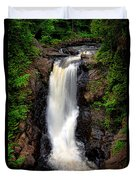 Moxie Falls Duvet Cover