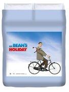 Mr. Bean Duvet Cover