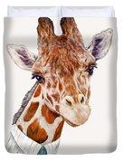 Mr Giraffe Duvet Cover