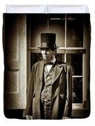 Mr Lincoln Duvet Cover